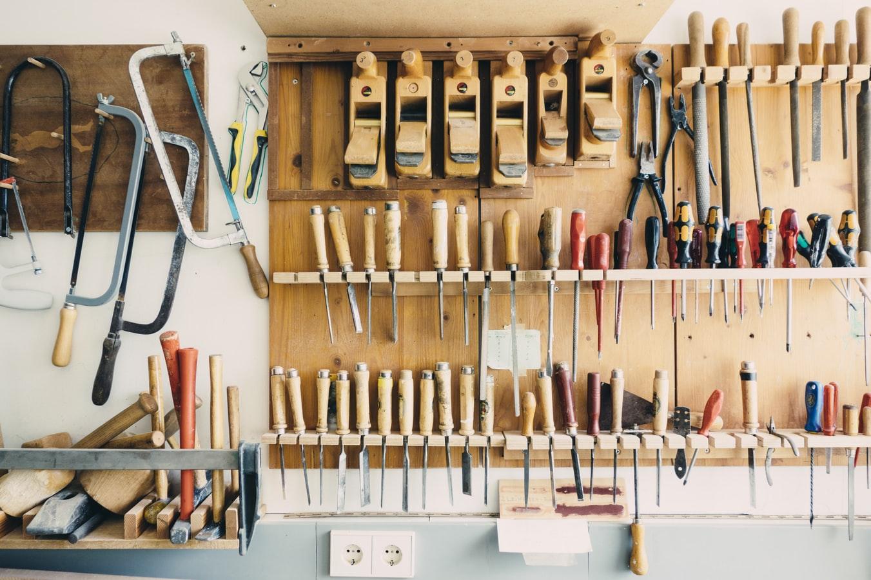 En kompressor er uundværlig i værkstedet!