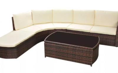 Drømmer du om at slænge dig i en lounge-sofa på terrassen?